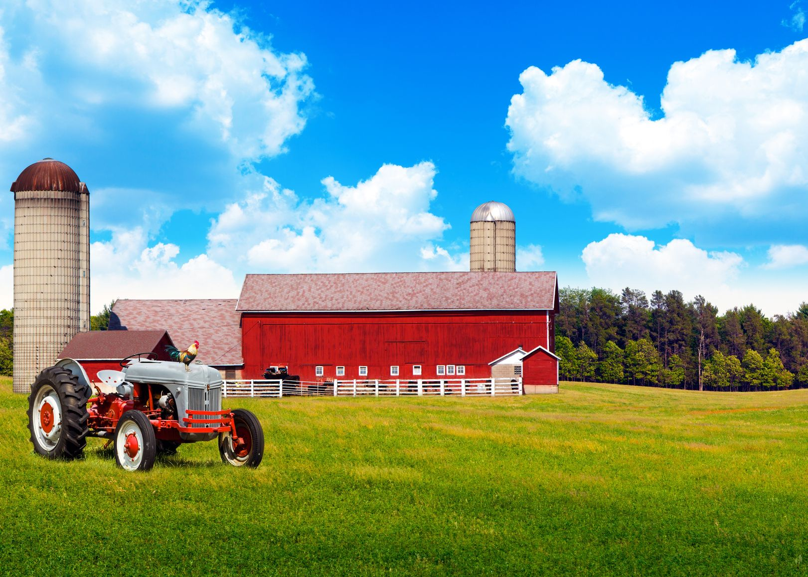 Sacramento, CA. Farm & Ranch Insurance